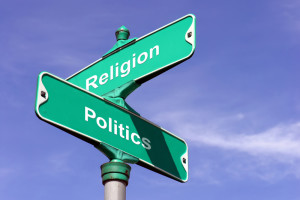 In Consideration of the Religious Views of Politicians