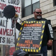 Lessons Learned From Street Preachers