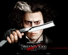 Sweeney Todd & Total Depravity