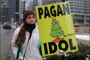 Rockin' Around the Pagan-derived Christmas Tree