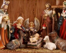 Of Nativity Scenes, Christmas, the State and the Small Town of Athens Texas