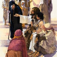 Jesus: The First Social Worker (Guest Post)