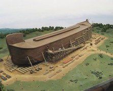 Don't Miss the Boat! : A Geologist's Take on the Historicity of Noah's Ark (Guest Post)