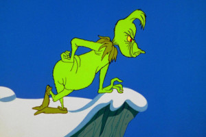 How the Grinch Was Too Late to Steal Christmas