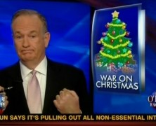 The Real War on Christmas