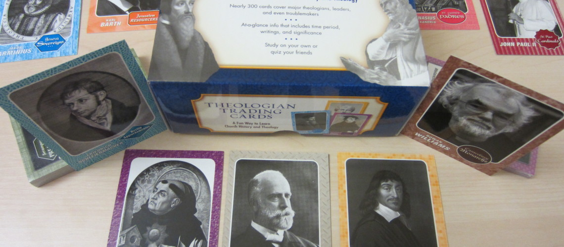 Theologian Trading Cards!