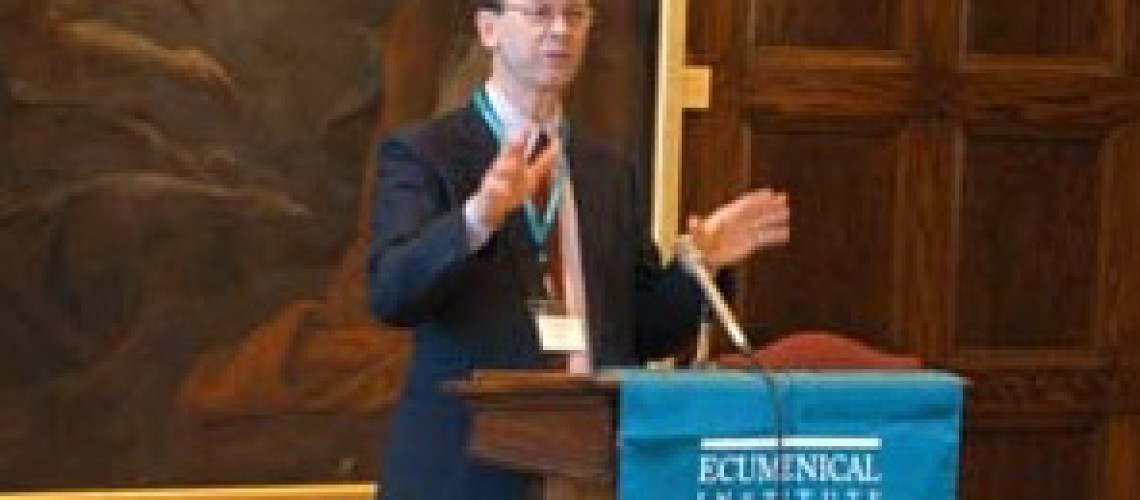 Michael Gorman Interview: Ecclesia and Ethics