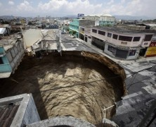 On Sinkholes and Suspicion: Part Two