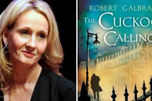 J. K. Rowling & Pseudonymity