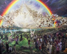 "Why I don't Believe in the ""Rapture"""