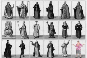 Choosing church: the minister's dress sense