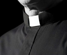 Choosing Church: With a Clerical Collar