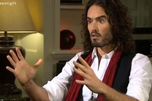 Some (incoherent) thoughts on Russell Brand's politics