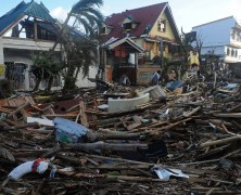 Praying for the Philippines