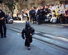 Batkid and the People of God