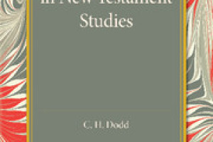 Review of The Present Task of New Testament Studies by C.H. Dodd