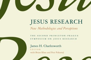 Review of Jesus Research, ed. James H. Charlesworth