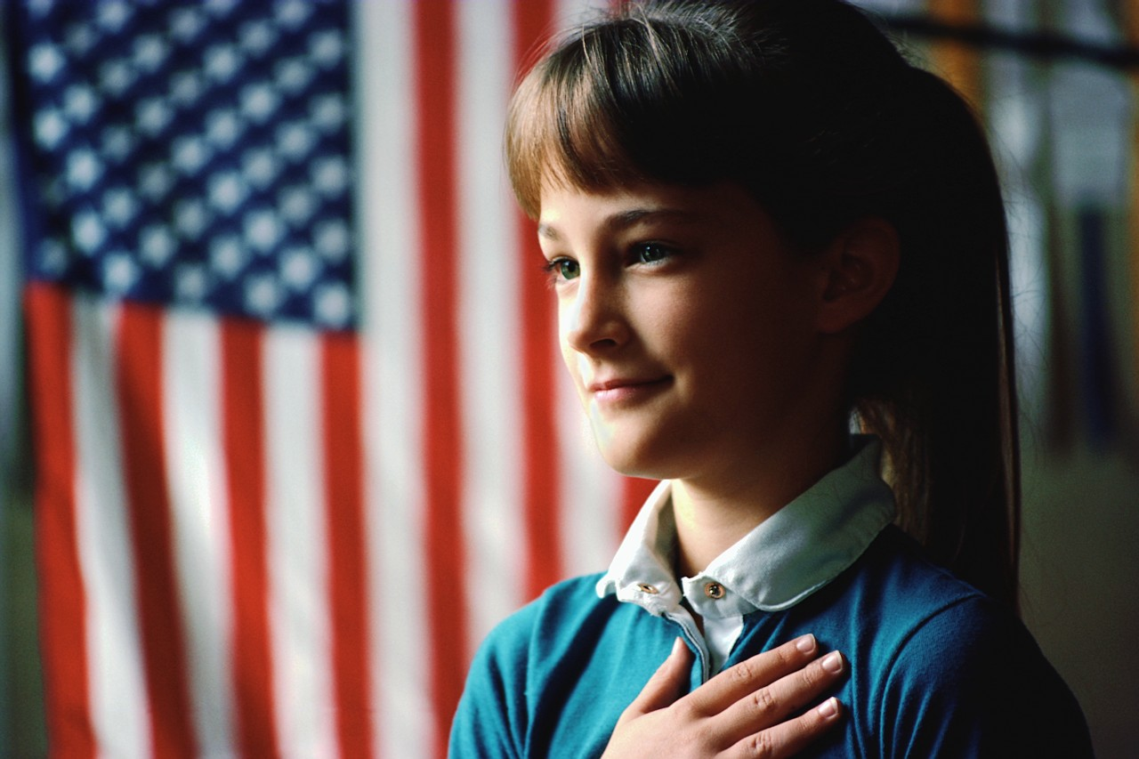 pledge of allegiance essay contest