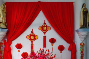 Lenten Chinese New Year?