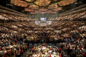 Is the megachurch a (or *the*) problem?