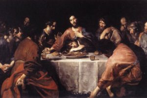 Simon, Matthew, and Communion: Where Are The People We Disagree With?