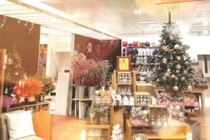 Christmastide in British Autumn