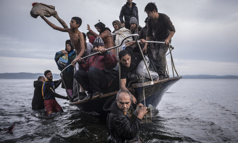 Not Another Post About Refugees: Why Christians Can't Seem to Get Along